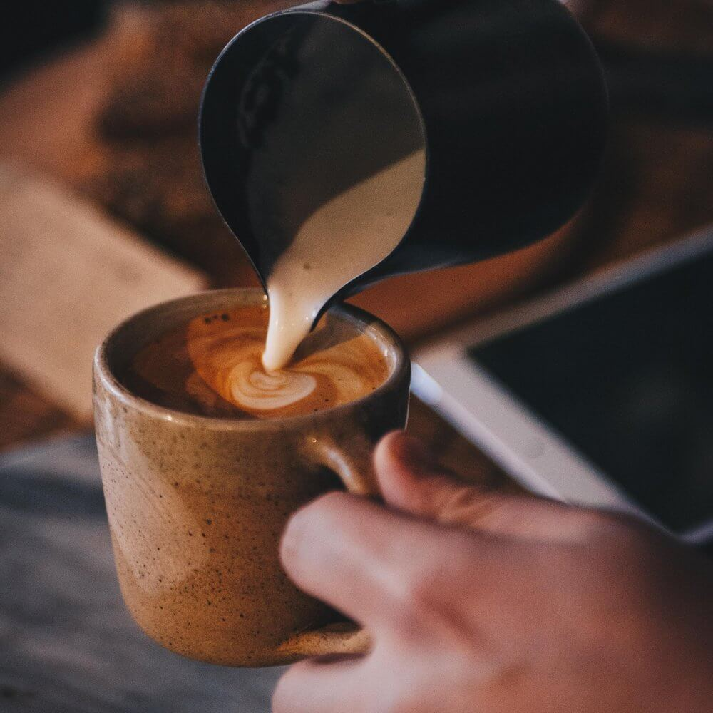 latte chaga