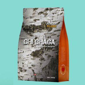 Organic Chaga Mushroom Powder | Buy Chaga Tea | Chi Chaga