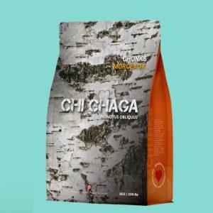 Premium Canadian Organic Chaga Chunks | Chi Chaga