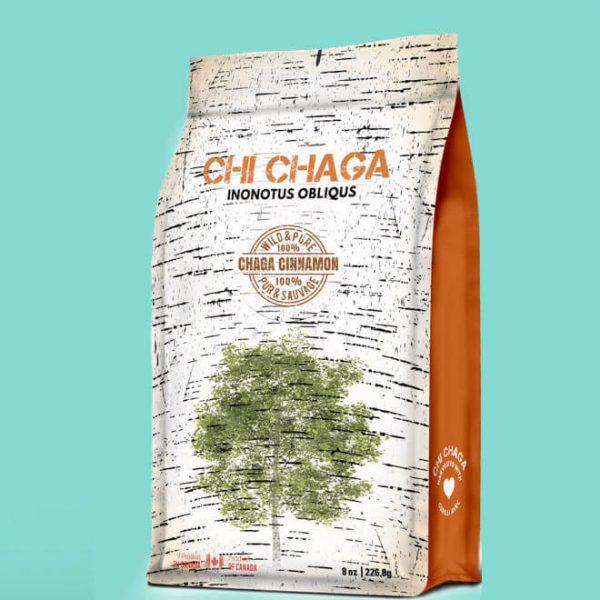 chaga cinnamon